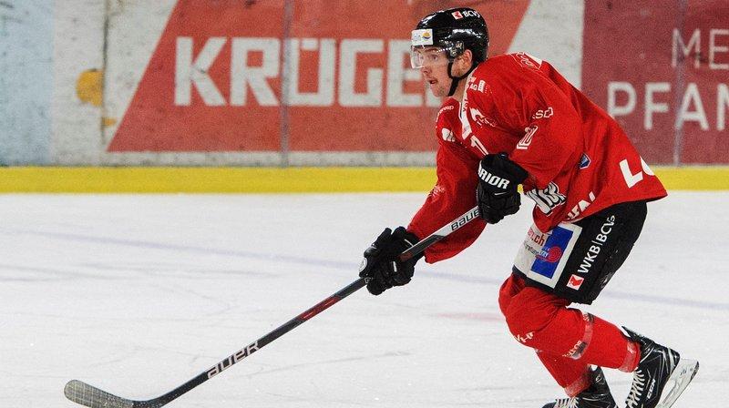 Jens Nater a inscrit le but décisif pour Viège à Langenthal.