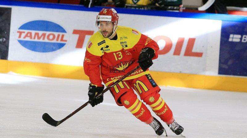 Hockey: Rémy Rimann vit ses journées de facteur et de hockeyeur à 100 à l'heure