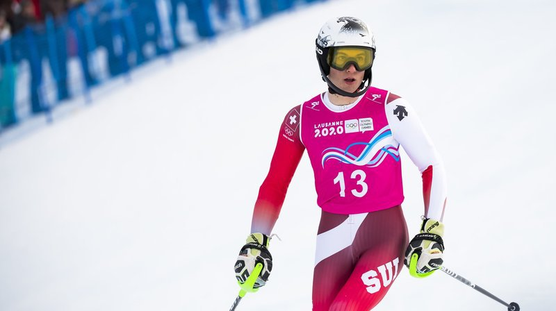 Luc Roduit termine ses Jeux avec trois médailles.