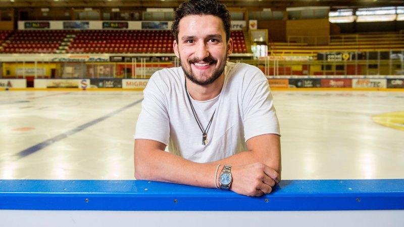 Hockey: Vincent Praplan a été convoqué avec l'équipe nationale pour disputer le tournoi de Viège