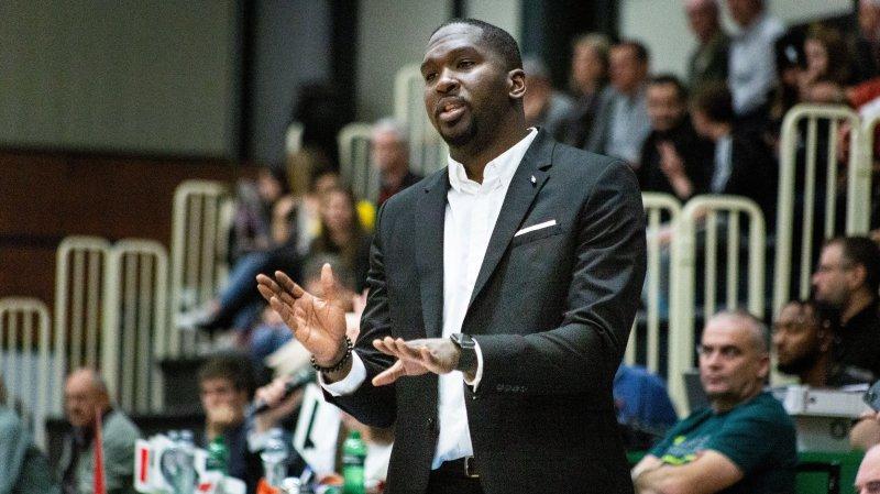 Privé de coach, le BBC Monthey-Chablais fait suer Fribourg