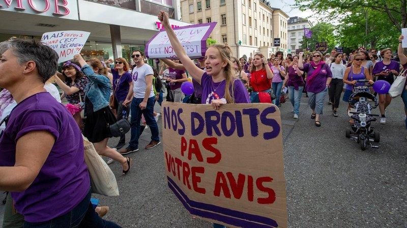 Quel héritage la grève des femmes laissera-t-elle en Valais?