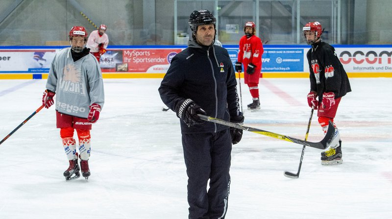 Hockey: Valais-Wallis Future, l'exemple d'un pont linguistique réussi