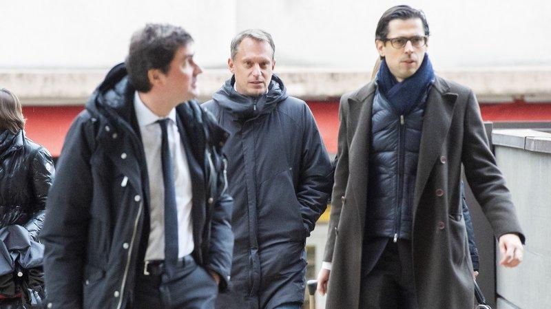 Sierre: Yves Allegro saura mardi s'il sera condamné