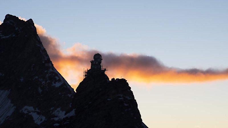 En 2019, 1,056 million de personnes ont visité la destination phare des Alpes bernoises.