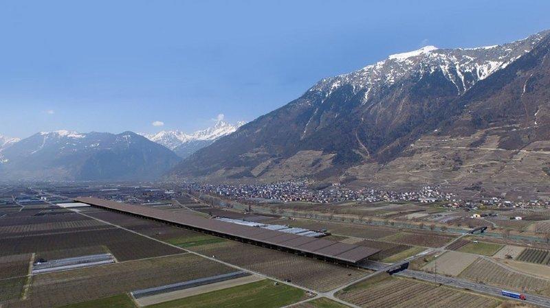 50 millions de francs sont nécessaires à la réalisation de la première autoroute solaire à la hauteur de Fully.