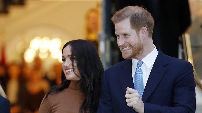 Le prince Harry et son épouse Meghan ont annoncé vouloir se mettre en retrait de la monarchie britannique.