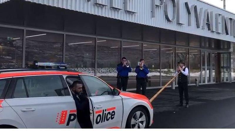 Fausses notes: la police valaisanne intervient