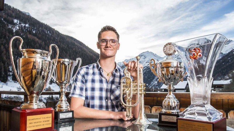 """Champion valaisan des solistes 2018 et 2019, Cédric Ritler participera à la """"Nuit des Champions"""" aux côtés de dix autres anciens vainqueurs du concours."""