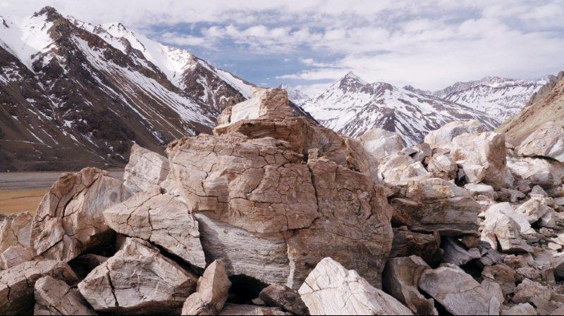 La cordillère des Andes est au cœur du documentaire de Patricio Guzmán.