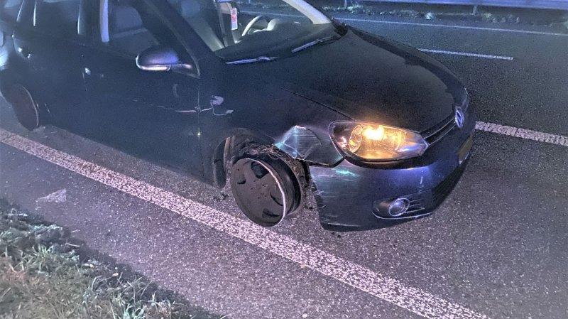 Argovie: la police arrête un chauffard alcoolisé qui roulait sur les jantes