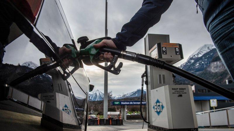 Comment expliquer les écarts du prix de l'essence aux quatre coins du Valais?