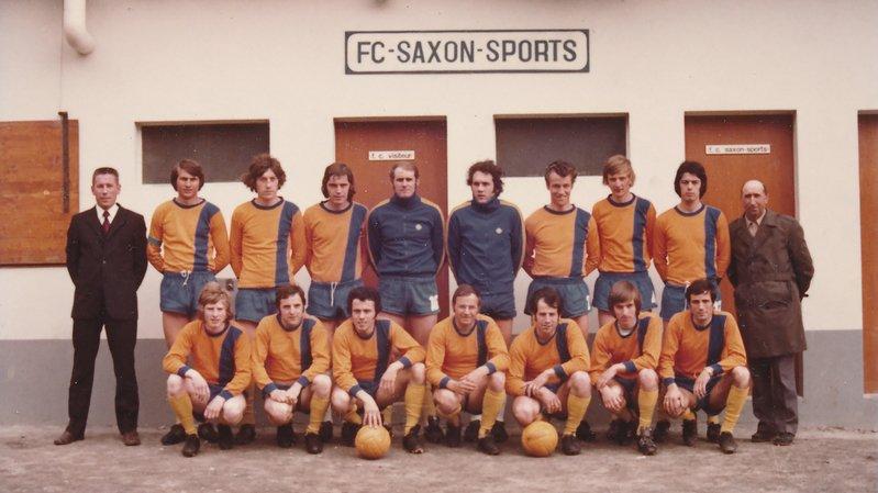 100 ans de l'AVF: de la sueur à l'usine et du succès sur le terrain pour le FC Saxon Sports [44/53]