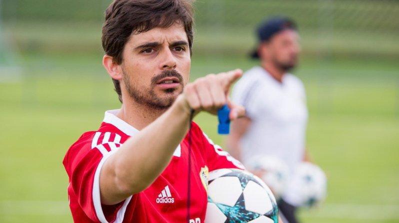 Ricardo Dionisio Pereira est le premier entraîneur portugais du FC Sion en Super League