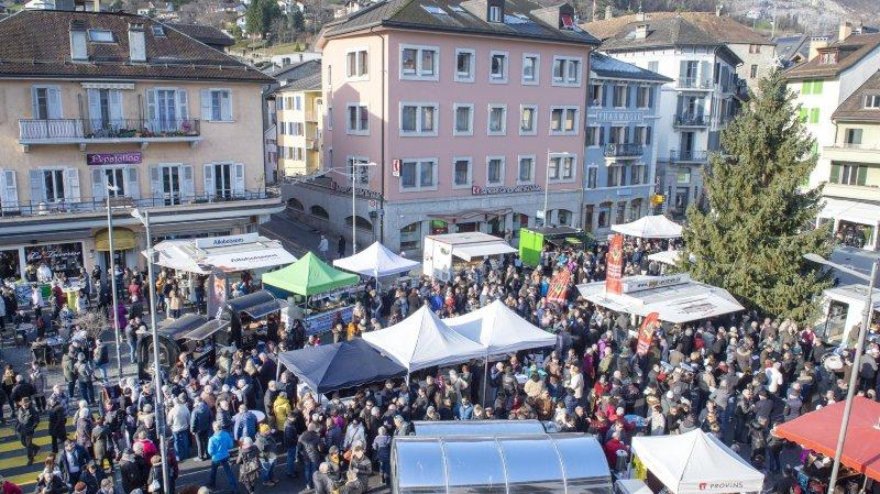 La population étrangère diminue en Valais