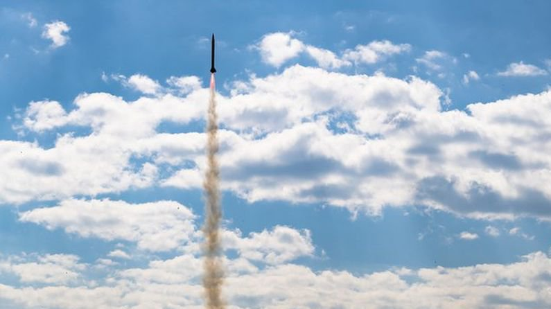 Une fusée va décoller de Crans-Montana