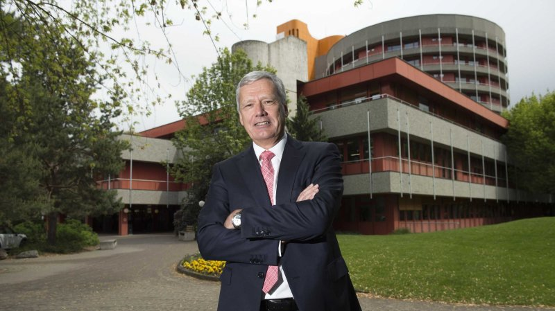 Le mandat du président, Dominique Arlettaz, prendra fin en 2021, comme convenu lors de son entrée en fonction en 2016.