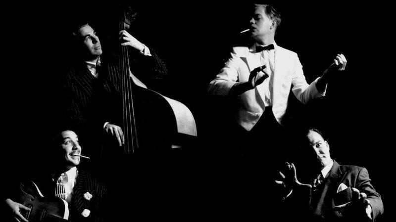 Le Moonlight Gang vernit son premier album ce samedi aux Caves du Manoir.