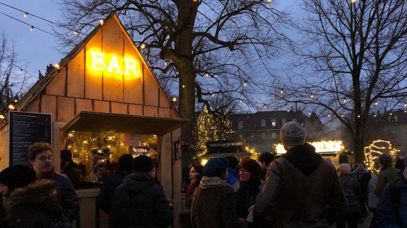 L'IVV a dénoncé une potentielle tromperie du consommateur dans un marché de Noël bernois