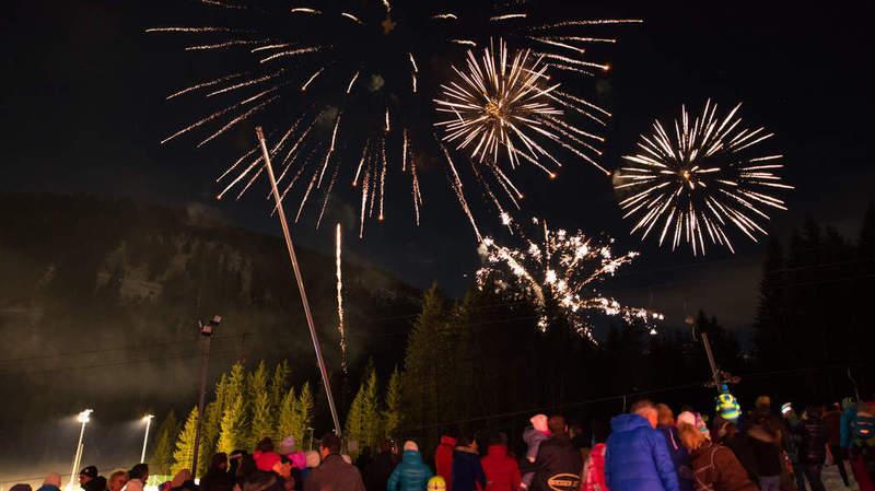 A Morgins, des feux d'artifice seront tirés sous les yeux des spectateurs réunis cette année sur la place du 6 Août.