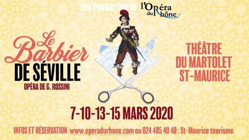 Opéra du Rhône - Le Barbier de Séville