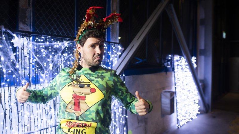Le Port-Franc célèbre le kitsch avec son concours de pull de Noël