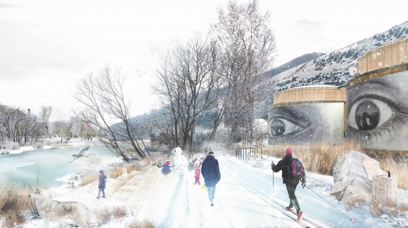 Un nouveau visage des berges du Rhône qui changera la vie des Valaisans
