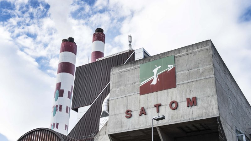 Aigle et Ollon pourraient se relier au chauffage à distance de la Satom