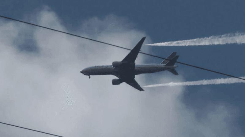 Etats-Unis: un Boeing 777 en difficulté largue son carburant au-dessus d'une école élémentaire