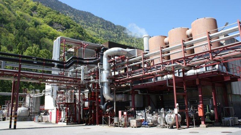 Dix millions pour nettoyer les eaux polluées d'Evionnaz