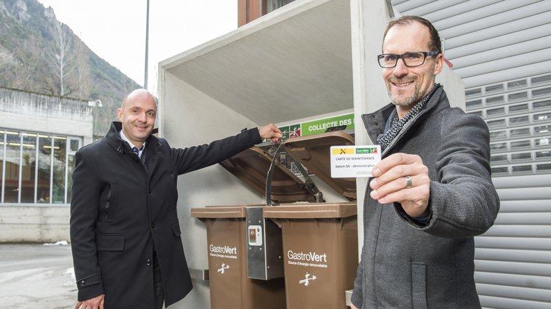 Le Valais romand veut mieux recycler ses déchets alimentaires