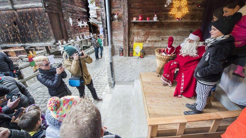 Avec les Féeries de Noël, Grimentz jouera la carte du merveilleux durant le week-end