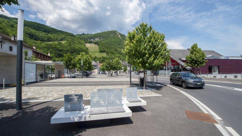 Inédit en Valais, le centre de Vionnaz va passer à 30 km/h