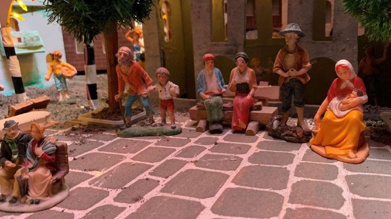 Valais: des crèches pour se mettre dans l'ambiance de la fête de Noël