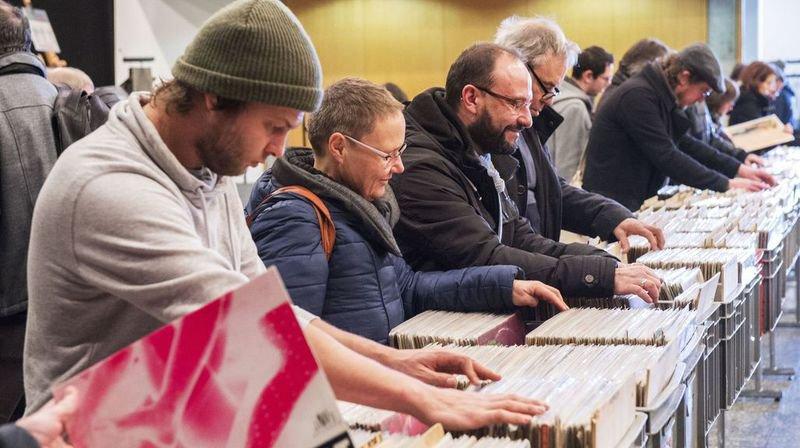 Les amateurs de bons vieux vinyles ont rendez-vous ce dimanche au CERM.