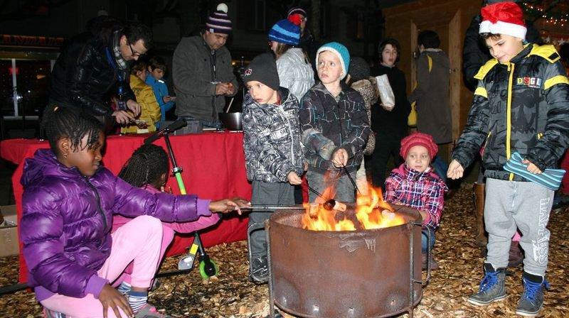 Martigny: le village de Noël célèbre ses 10 ans et va faire vivre la place Centrale durant dix jours