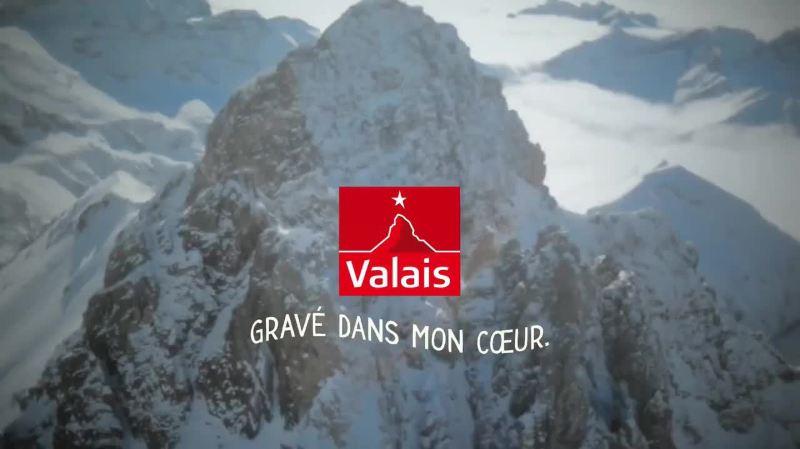 La campagne «Gravé dans mon cœur» a permis de mieux faire connaître le Valais. Au point d'offrir à VWP une augmentation de budget?