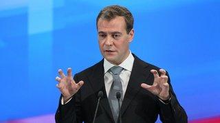 Russie: le gouvernement de Medvedev démissionne, nouveau Premier ministre en vue