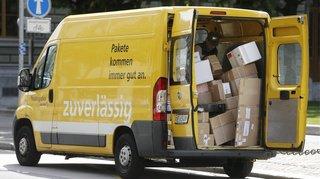 La Poste a distribué plus de 18 millions de colis avant Noël, un record