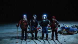 En difficulté dans l'Arctique, Mike Horn et Borge Ousland ont été secourus