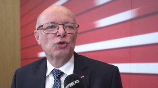 Le Fribourgeois Vincent Ducrot nommé nouveau patron des CFF
