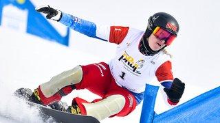 Snowboard: Julie Zogg termine 3e du slalom parallèle de Bad Gastein