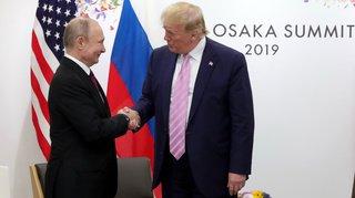 Russie: Poutine remercie Trump pour des informations sur des attentats