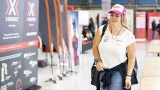 La skieuse d'Hérémence Mélanie Meillard pas encore de retour en Coupe du monde