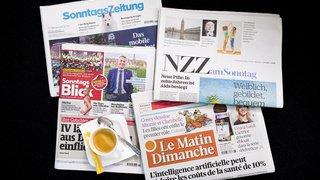 Revue de presse: les gros sous de nos parlementaires ou l'explosion des burn-out…les principaux titres de ce dimanche
