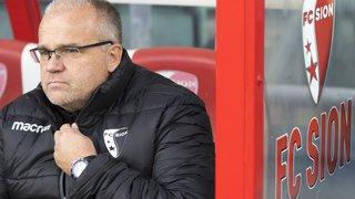 Clap de fin pour Christian Zermatten au FC Sion