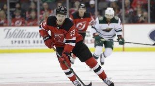 Hockey – NHL: Nico Hischier marque 2 fois pour les Devils face à Washington. Première étoile pour le Valaisan