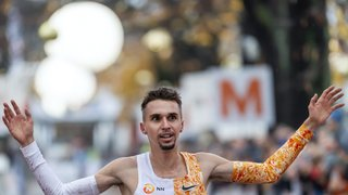 Julien Wanders courra la course de Noël à Sion