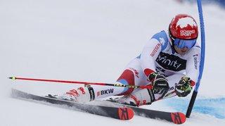 Ski alpin: le slalom de Val d'Isère est annulé à cause de la météo