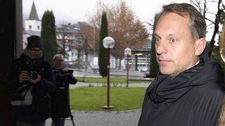Yves Allegro condamné à deux ans de prison avec sursis pour contrainte sexuelle